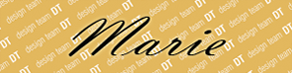 Badge marie