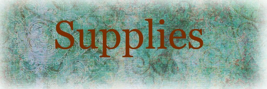 suppliesGREEN