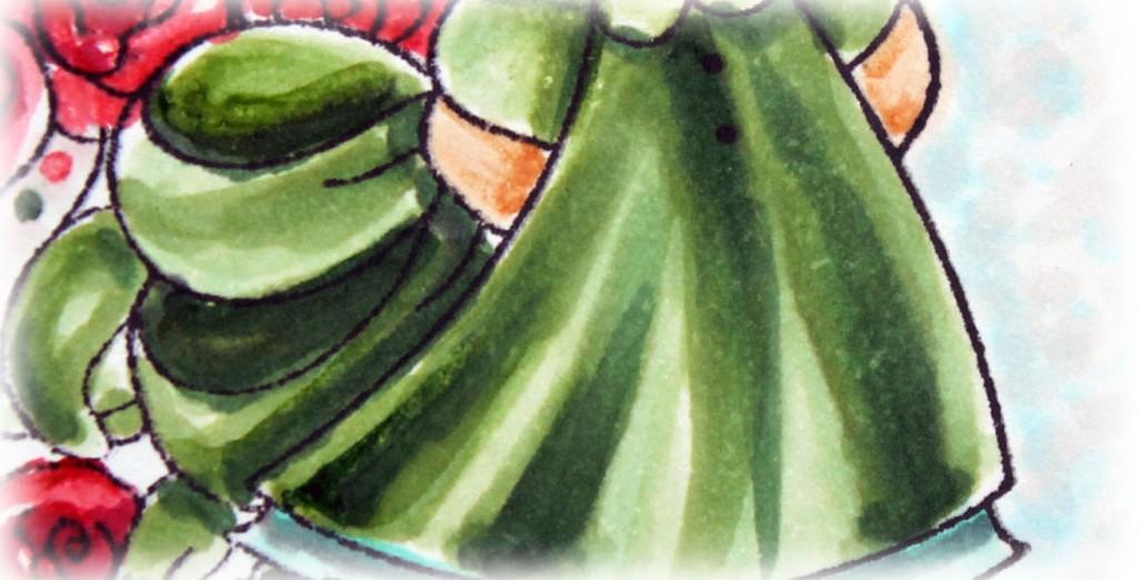 copic combo pistachio