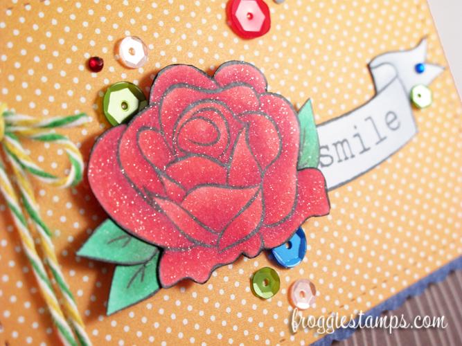 Copic Rose Smile 3