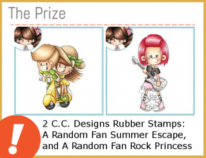 MarkerPOP! Challenge #73 Prize