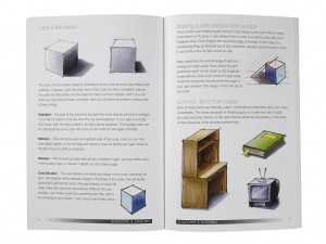 Shadows & Shading Book: A beginner's guide to lighting placement
